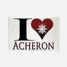Acheron Rectangle Magnet
