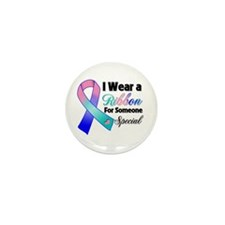 Special Thyroid Cancer Mini Button (10 pack)