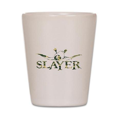 DUCK SLAYER Shot Glass