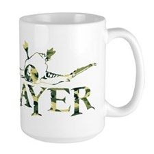 DUCK SLAYER Ceramic Mugs