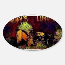 Tommys Lunatics Decal
