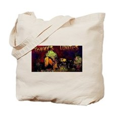Tommys Lunatics Tote Bag