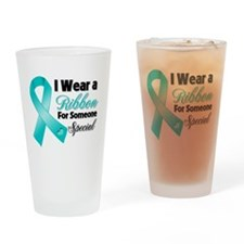 Special Peritoneal Cancer Drinking Glass