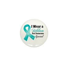 Special Peritoneal Cancer Mini Button (10 pack)