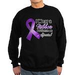 Special Pancreatic Cancer Sweatshirt (dark)