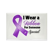 Special Pancreatic Cancer Rectangle Magnet