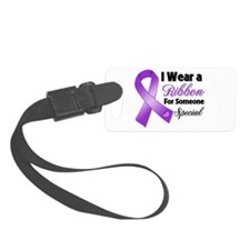 Special Pancreatic Cancer Luggage Tag