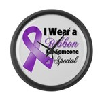 Special Pancreatic Cancer Large Wall Clock