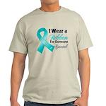 Special Ovarian Cancer Light T-Shirt