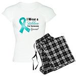 Special Ovarian Cancer Women's Light Pajamas