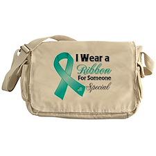 Special Ovarian Cancer Messenger Bag
