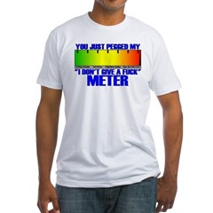 Don't Give A Fuck Meter Shirt