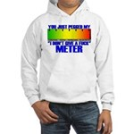 Don't Give A Fuck Meter Hooded Sweatshirt