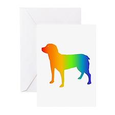 Entlebucher Sennenhund Greeting Cards (Package of