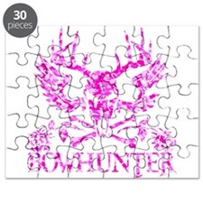 GIRL BOWHUNTER Puzzle