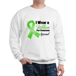 Ribbon Special Lymphoma Sweatshirt