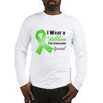 Ribbon Special Lymphoma Long Sleeve T-Shirt