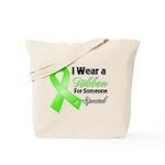 Ribbon Special Lymphoma Tote Bag