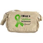 Ribbon Special Lymphoma Messenger Bag