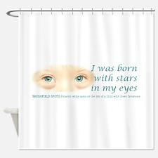 Stars in My Eyes Shower Curtain
