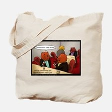 Beaver Business Tote Bag