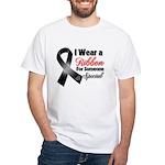 Special Melanoma White T-Shirt