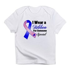 Special Male Breast Cancer Infant T-Shirt