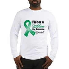 Special Liver Cancer Long Sleeve T-Shirt