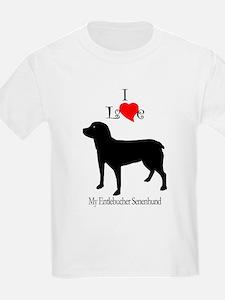 Entlebucher Sennenhund Kids T-Shirt