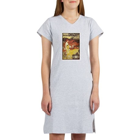 American Cresent Cycles Women's Nightshirt