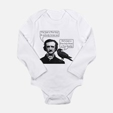 I'm Just A Poe Boy - Bohemian Rhapsody Long Sleeve