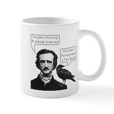 I'm Just A Poe Boy - Bohemian Rhapsody Mug