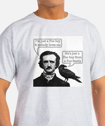 I'm Just A Poe Boy - Bohemian Rhapsody T-Shirt
