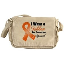 Special Kidney Cancer Messenger Bag