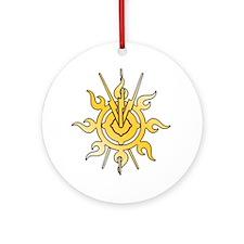 Acheron Symbol (TM) Ornament (Round)