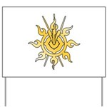 Acheron Symbol (TM) Yard Sign