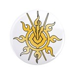 "Acheron Symbol (TM) 3.5"" Button (100 pack)"