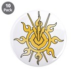 "Acheron Symbol (TM) 3.5"" Button (10 pack)"