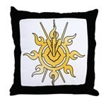 Acheron Symbol (TM) Throw Pillow