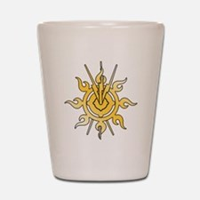 Acheron Symbol (TM) Shot Glass