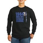 1984 Long Sleeve Dark T-Shirt