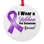 Special GIST Cancer Round Ornament
