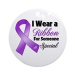 Special GIST Cancer Ornament (Round)