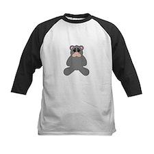 Grey Teddy Bear Tee