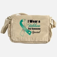 Special Cervical Cancer Messenger Bag