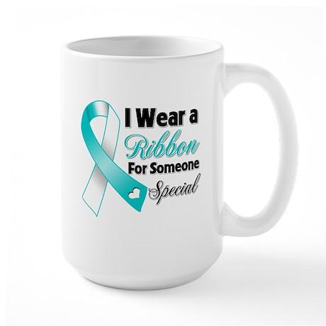 Special Cervical Cancer Large Mug