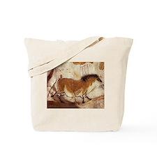 Lascaux Horse Painting Tote Bag