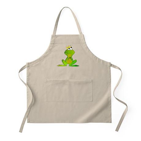 Prince Frog Apron