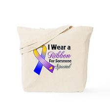 Special Bladder Cancer Tote Bag