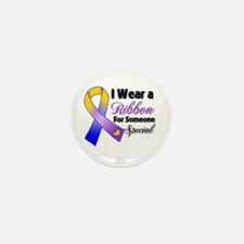 Special Bladder Cancer Mini Button (10 pack)